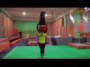 Центр акробатики и спортивной гимнастики Naused. Шоу Калуцких
