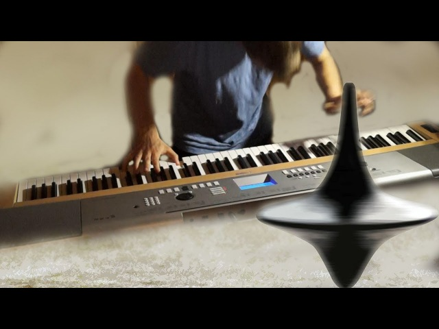 Inception - Time (Piano)