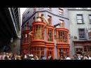 Волшебный мир Гарри Поттера парк Universal Studios, Орландо. Прогулка по Косому переулку