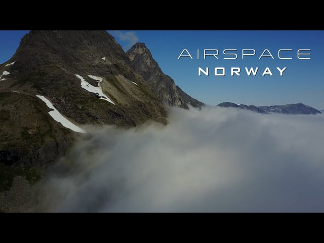 Airspace - Norway - A wingsuit BASE odyssé
