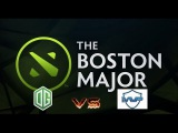 Highlights l The Boston Major l 1/8 OG vs MVP