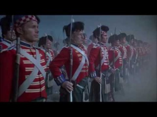 Highlanders advance at the Battle of New Orleans, 1815 [extended]