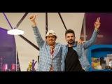 Juanes y Suso conquistaron Marte y comieron empanada intergaláctica| Caracol Televisión