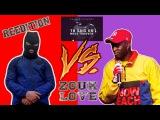 KALASH CRIMINEL TU SAIS OU NOUS TROUVER VS ZOUK LOVE ! LA REEDITION 8