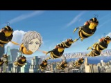 The bee movie trailer except it's bungou stray dogs