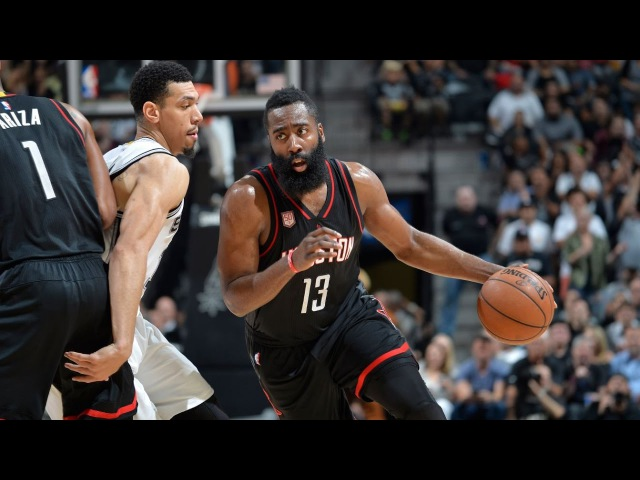 James Harden's Triple-Double (33/10/10) in Game 5   May 9, 2017
