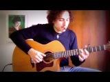 La Valse d'Amelie  Les Jours Tristes  (Yann Tiersen Guitar Cover)