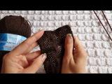 Пряжа Шотландский Твид классик TAIGA (100%Шерсть). Обзор, отзыв и образец вязания