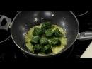 Как пассеровать шпинат замороженный мастер-класс от шеф-повара /  Илья Лазерсон /...