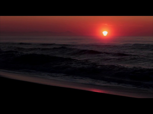 Timelapse/Тихий океан Камчатка/Восход