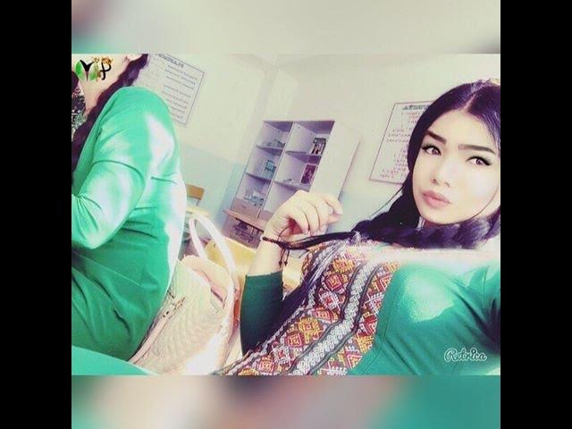 Turkmen gyzlary 2017 (talyp gyz) part 1