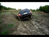 WJ Jeep Grand Cherokee trial offroad