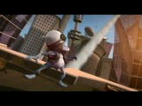 Crazy Frog - Axel F. Official Music Video
