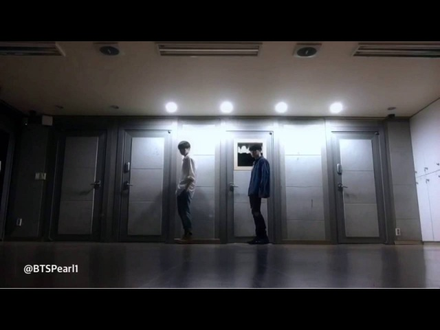 BTS jungkook and Jimin dance practice X BTS house of cards