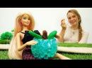Волшебное яблоко для Барби своими руками. Поделки для детей