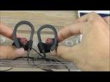 IPUDIS i7 Quality Test - Sport Bluetooth Earphone Hook 110mAh