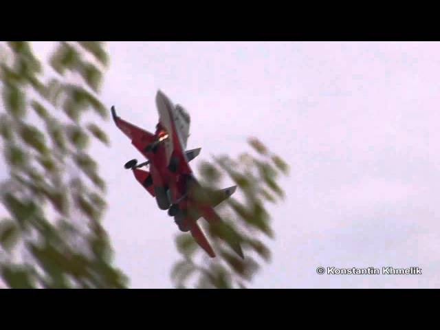 Best Russian Test Pilot: Anatoly Kvochur (Анатолий Квочур)