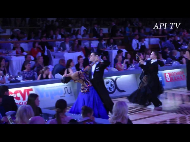 WDC Кубок Кремля Европейские танцы Любители Танго Утомлённое солнце