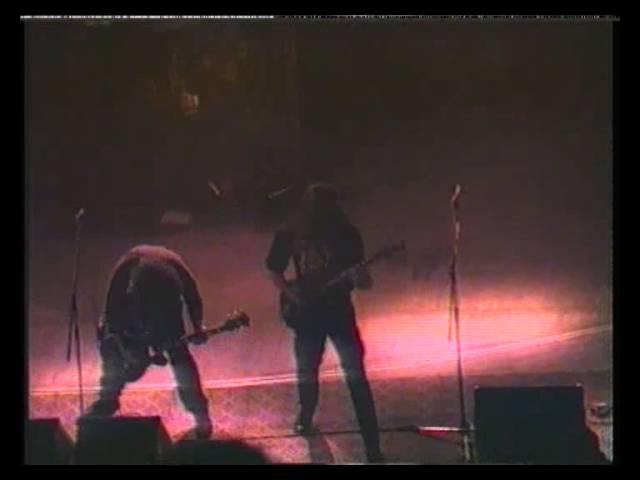 Концерт Kreator в ДК Горбунова, Москва,1993 г (part 1)
