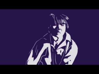 BTS Wings BOY MEETS EVIL Animated (rotoscoped)