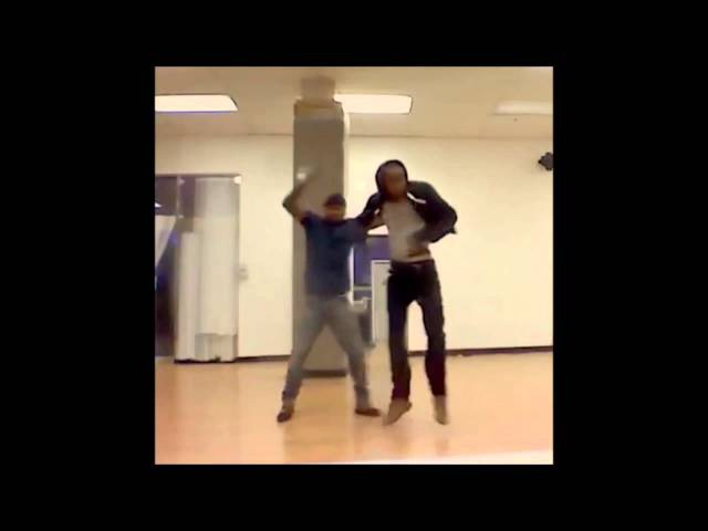 T.S.U Baltimore ClubHip-Hop Dance Classes Sample (Seoul Plaza)