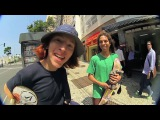 The Nicest Life - Skate and Explore Rio with Sergio Santoro on RIDE - Episode 1