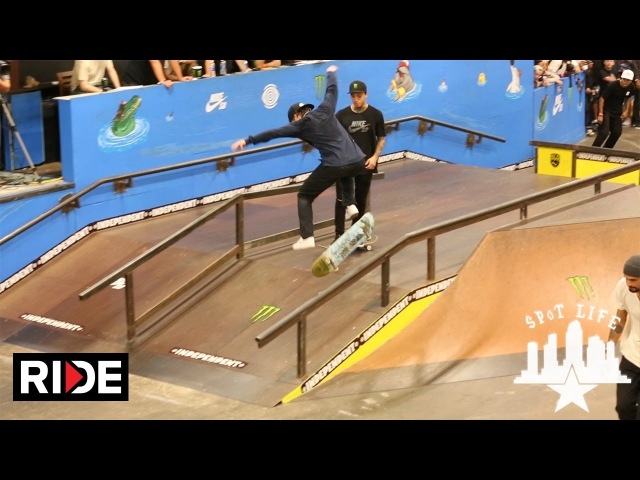 Tampa Pro 2017 Independent Best Trick Shane O'Neill Tyshawn Jones Tommy Fynn SPoT Life