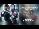 The Legend of Korra A New Beginning (Live Action Korra - Art School Dropouts Fan Film)