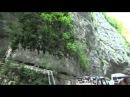 Абхазия Гегский водопад Озеро Мзы