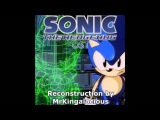 Sonic the Hedgehog OVA OST (Reconstruction) - Mixed Feelings