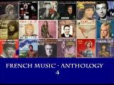 French Music - Anthology 50's, 60's e 70's - 4