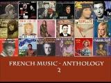 French music - Anthology 50's, 60's e 70's - 2