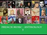 French music - Anthology 50's, 60's e 70's - 5