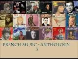 French music - Anthology 50's, 60's e 70's - 3