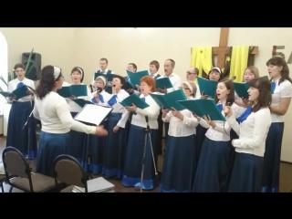 Альфа и Омега Уфимский Дом молитвы в Ишимбае 13.11.16г