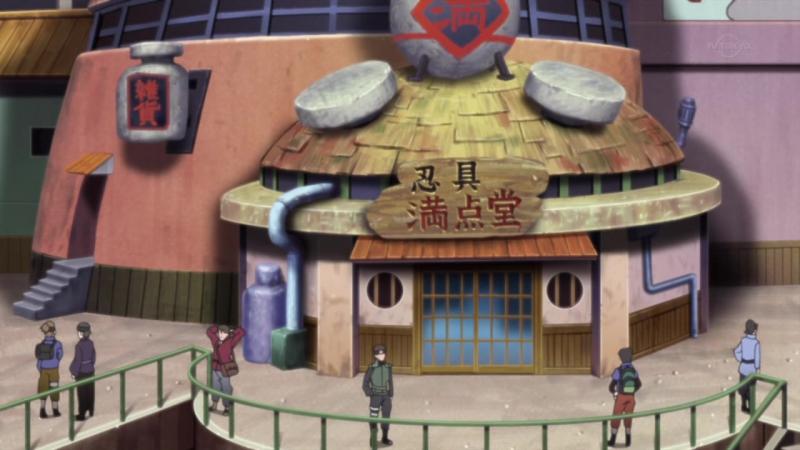 Наруто Ураганные Хроники | Naruto Shippuuden - 496 серия