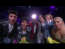 Vinnar intervju Med Finalisterna Från Andra Chansen Melodifestivalen Linköping 04 03 2017