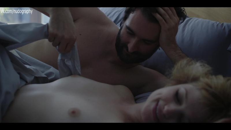 Я воняю! - Элисон Судол (Alison Sudol) голая в сериале Очевидное (Транспапа, Transparent, 2014) s01e01 (1080p)