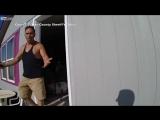 ZetRoXs LAIR   Полицейский застрелил собаку на частной территории, Невада, США