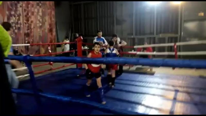 Аскер Алдатов чемпион РСО по тайскому боксу