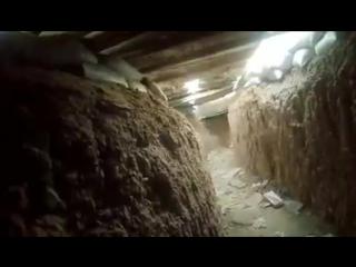 Подземные лабиринты, зачищенные в Айн Терме, Дамаск
