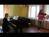 Just Play - Кукла Колдуна (КиШ, кавер на скрипке и пианино)