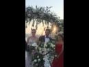 Вчера Бурак Озчивит и Фахрие Эвджен заключили брак.3