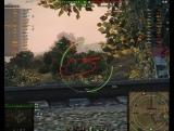Рикошет от Тигра в Кв-85