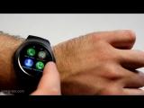 Обзор умных часов No.1 G3 почти как Samsung Gear S2