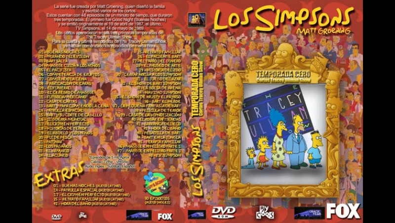 LOS SIMPSONS TEMPORADA 0 CAPITULO 5 EL PACIFISTA