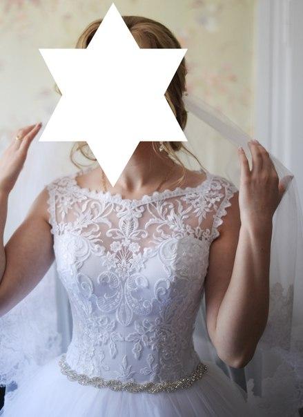 Продам весільну сукню в ідеальному