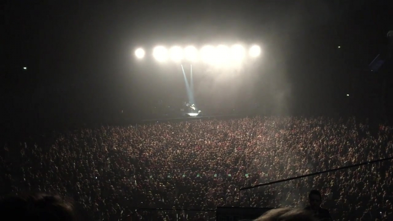 Ben Howard — Old Pine / The Wolves (Live @ «I Forget Where We Were Tour»: «The SSE Hydro»)