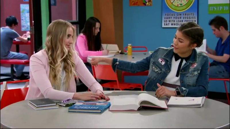 Рекламный ролик к шестому эпизоду третьего сезона «Кей Си. Под прикрытием».
