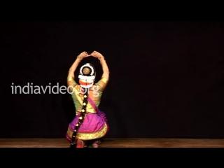 Thillana In Bharatanatyam By Savitha Sastry - India Video